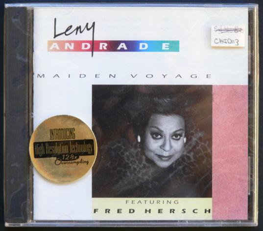 CHESKY CD LENY ANDRADE ** SEALED ** Maiden Voyage