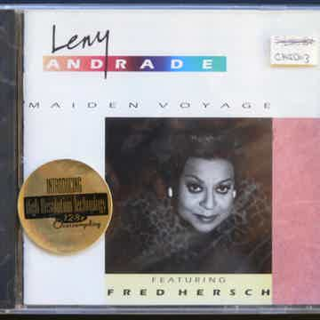 CHESKY CD LENY ANDRADE ** SEALED **  - Maiden Voyage