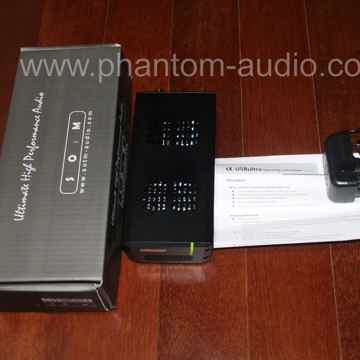 SOtM tX-USBultra with External Master clock Input! Bran...