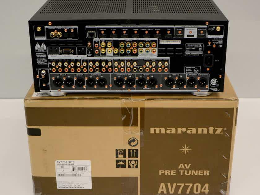 Marantz AV7704 PRE-AMP/PROCESSOR