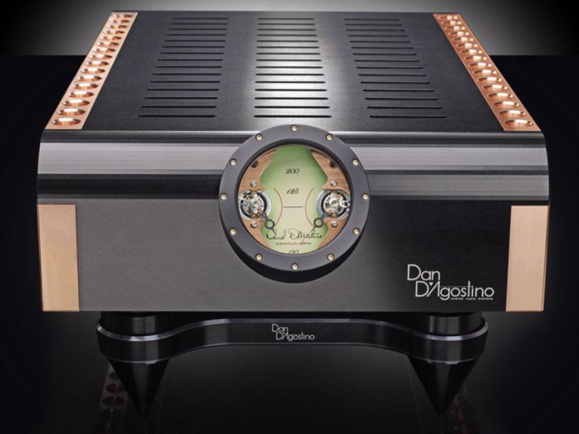Dan D,Agostino Inc. Momentum S200  Stereo Amp