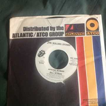 Bill Wyman - Apache Woman Rolling Stones Records Promo ...