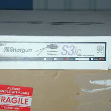 Shotgun S3ic 2M RCA cable