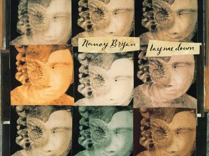 Nancy Bryan - Lay Me Down 180 gram vinyl limited edition
