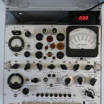 Western Electric Hickok KS-15750-L2 tester, restored, c...