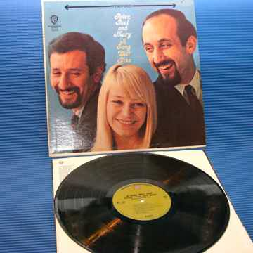 "PETER, PAUL & MARY  - ""A Song Will Rise"" -  Warner Bros..."