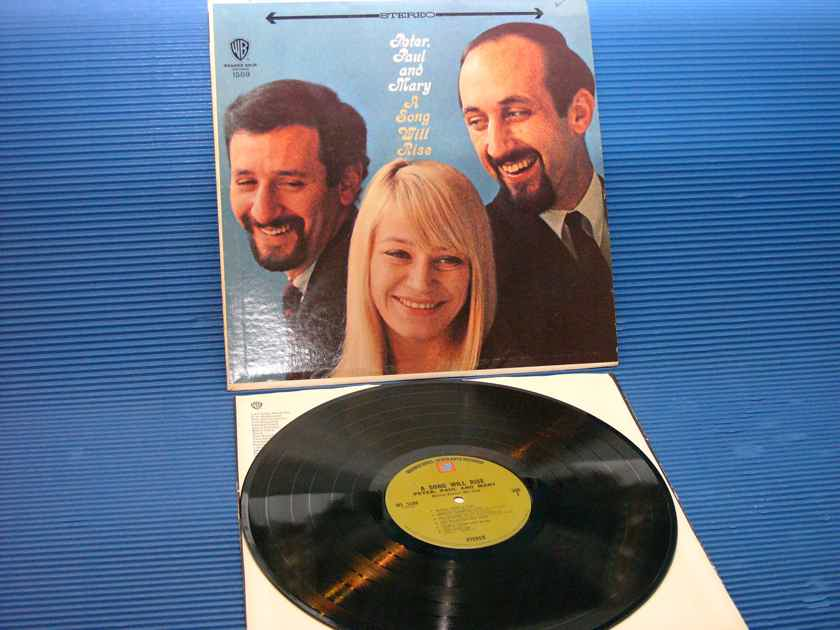 """PETER, PAUL & MARY  - """"A Song Will Rise"""" -  Warner Bros.  1970"""