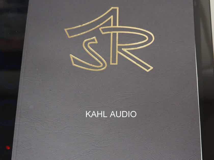 ASR Audio Basis Exclusive phono w/battery power supply. Stereophile recommended. $13,000 MSRP