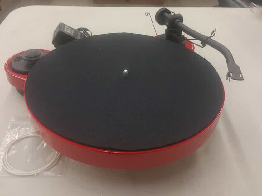 Pro Ject Audio Systems Rpm 1 3 Genie Turntable