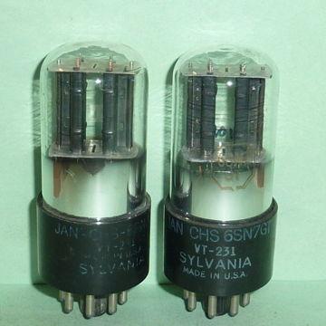 VT-231 6SN7GT 6SN7