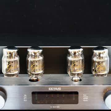 Octave Audio V40SE + Black Box Power Supply and Many Tubes