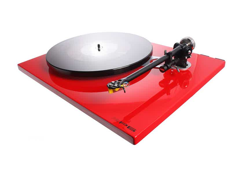 Rega RP6 Turntable, w/TT PSU (Red): Excellent Trade-In; 1 yr Warranty; 45% Off