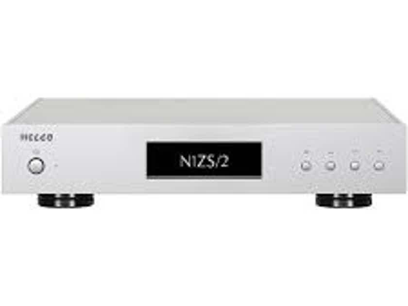 Melco N1Z/2 black and silver available, new and demo
