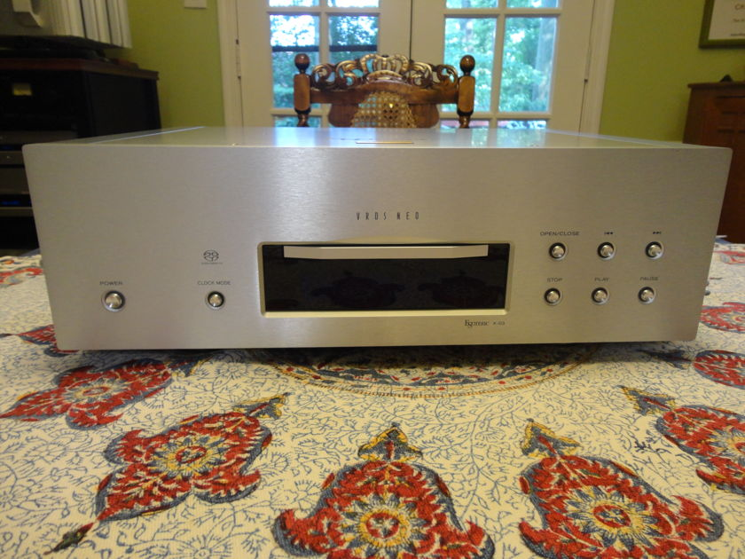 Esoteric X-03 SE CD/SACD PLAYER//// Price Drop!!