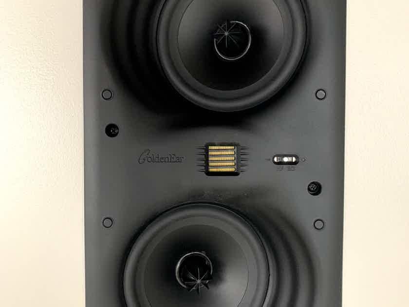 GoldenEar Technology Invisa MPX MultiPolar™ In-WallIn-Ceiling Loudspeaker