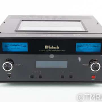 C2700 Stereo Tube Preamplifier / DAC