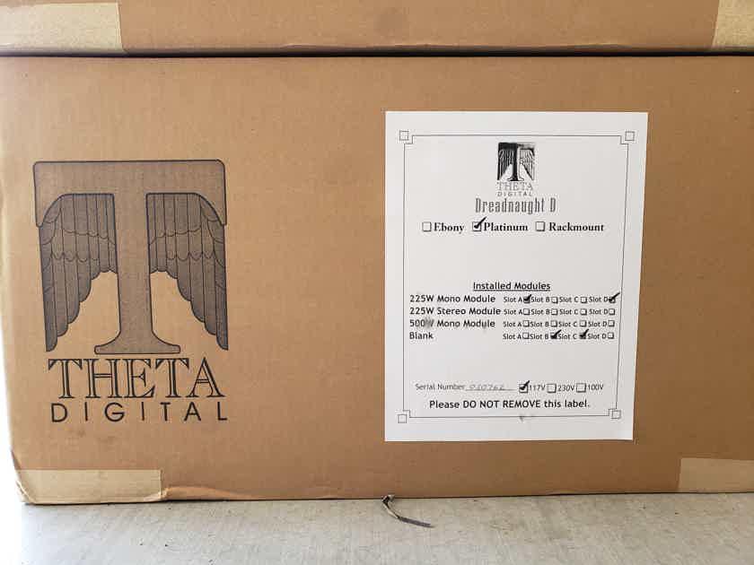 Theta Digital Dreadnaught D - Platinum Pair