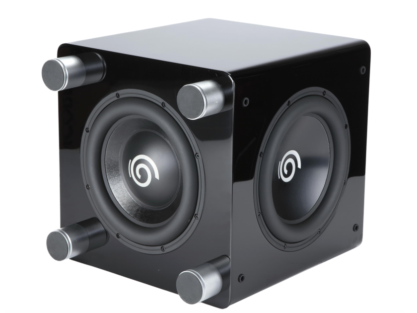 Sumiko S.9 Powered Subwoofer ; Black; New w/ Full Warranty (free shipping) (11905)