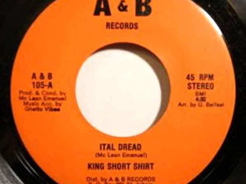 King Short Shirt Ital Dread