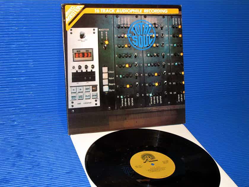 """VARIOUS   - """"Total Soul"""" -  CBS Audiophile Rock n' Roll Legacy Seriies 1980"""