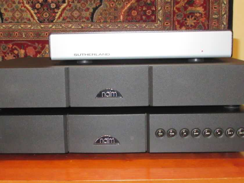 Naim Audio NAC-122X/NAP150X Pre/Power Combo