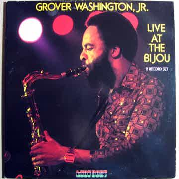 Grover Washington, Jr. - Live At The Bijou - MASTERDISK...