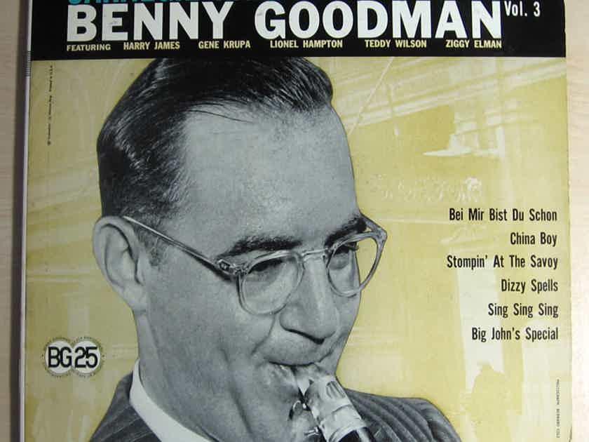 Benny Goodman The Famous 1938 Carnegie Hall Jazz Concert Vol.3