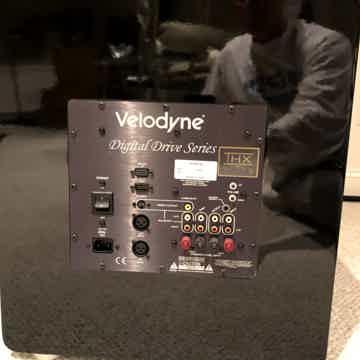 Velodyne DD-15