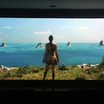 Wolf Cinema DLD-380FD