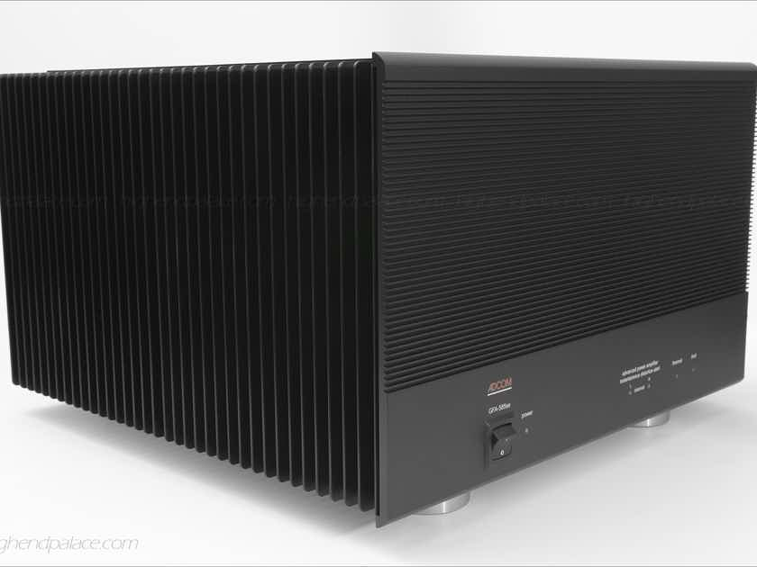 ADCOM GFA-585SE. New 450 Watts Per Channel CLASS A/B Balanced Amplifier Deal!
