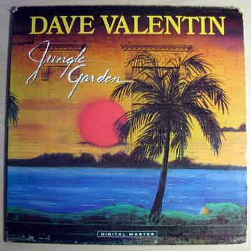 Dave Valentin - Jungle Garden -1985 GRP – GRP-A-1016