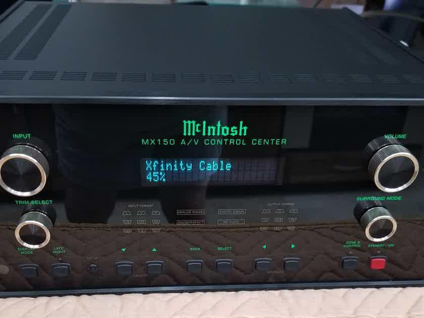McIntosh MX-150/151 A/V Processor