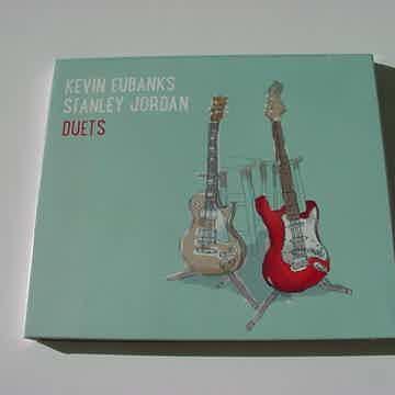 Duets jazz guitar