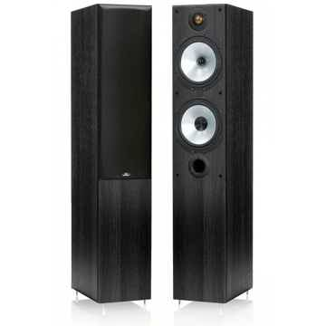 MR4 Loudspeakers (Black Oak):