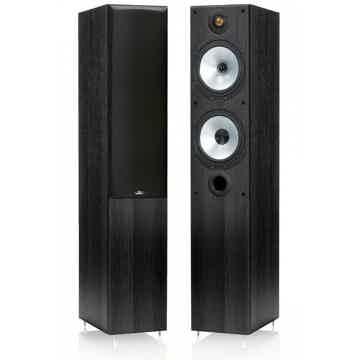 MR4 Loudspeakers (Black Oak):