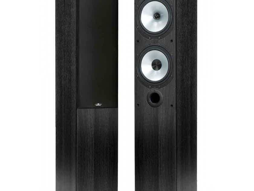 MONITOR AUDIO Reference MR4 Loudspeakers (Black Oak): B-Stock Refurb; 5 Yr. Warranty; 50% Off