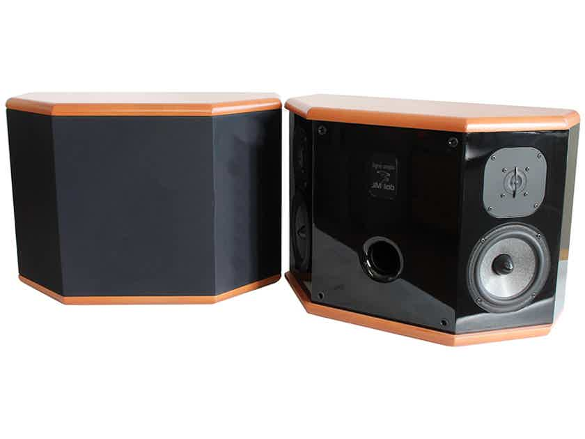 JM Lab (Focal) Side Utopia Surround Speakers (Maple): NEW IN BOX; Full Warranty; 65% Off