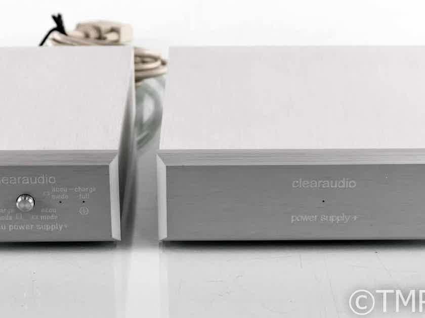 Clearaudio Balance+ MC Balanced Phono Preamplifier; w/ Accu+ Battery Pack (26006)