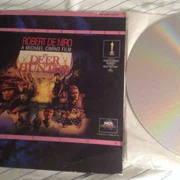 Robert DeNiro The Deer Hunter Widescreen Laserdisc