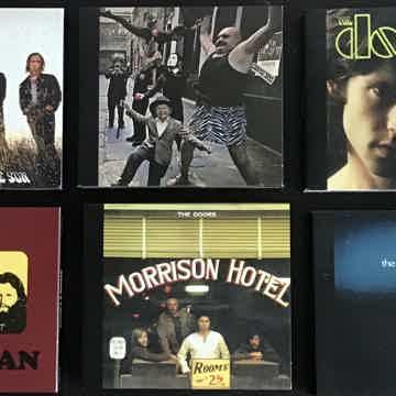 The Doors Perception Box Set - DVD Audio + CDs