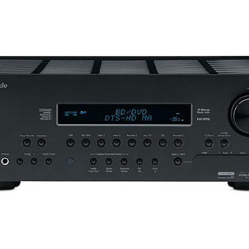 Azur 651R 7.2 AV Receiver (Black):