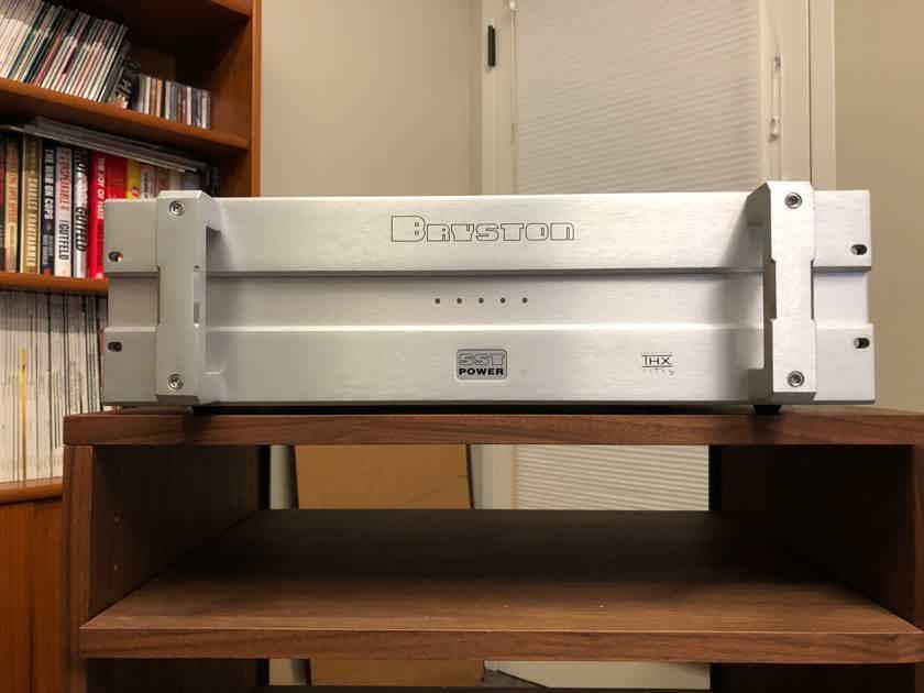 Bryston 9B SST, 5 channels, THX Ultra 2, factory box, +3 years warranty, orig. $6495