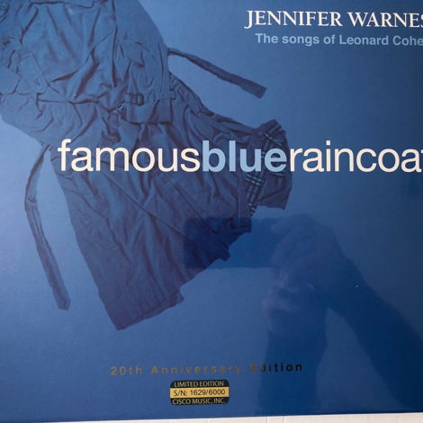 Jenifer Warnes - Famous Blue Raincoat