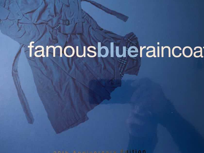 Jenifer Warnes - Famous Blue Raincoat CISCO - 2008 Sealed 3 LP Box Set - Numbered