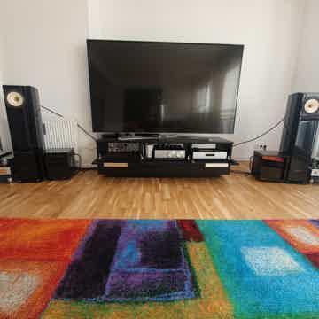 Holger's private stereo