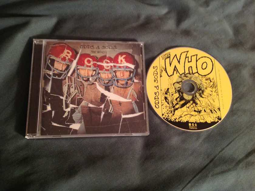 The Who Odds & Sods 23 Track Version