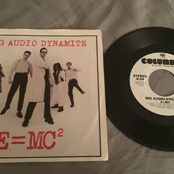Big Audio Dynamite  E=MC2