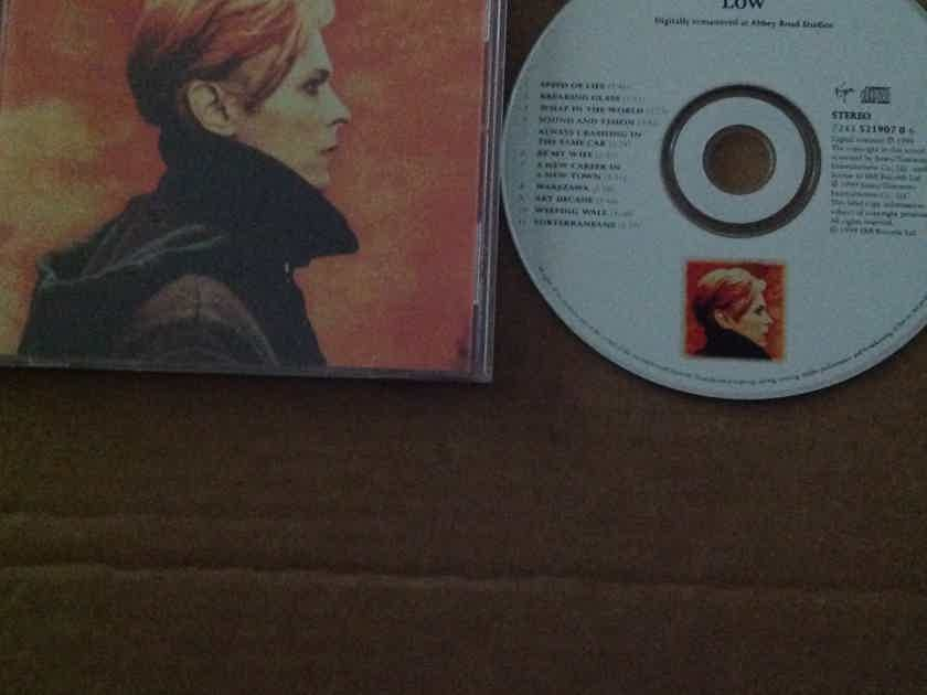 David Bowie - Low Virgin Records Compact Disc