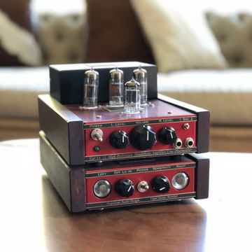 Ear++ II HD Headphone Amplifier /