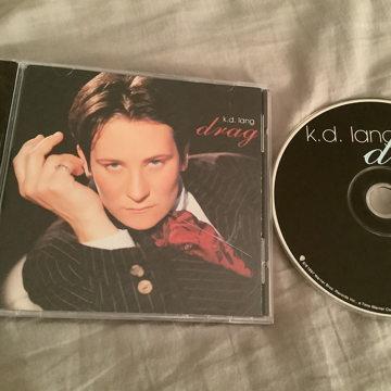 K. D. Lang  Drag
